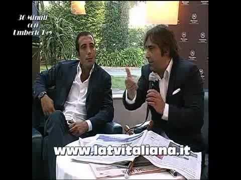 30' Con Umberto Rey E Dr Leonardo Lorusso