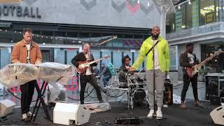 Gambar cover J-Sol - Bullet In My Heart live @ KISSFM UK Stratford Westfield Presents