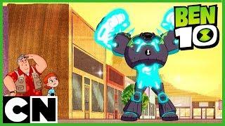 Ben 10 | Who is Shock Rock? 👽 | Cartoon Network