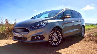 2015 Ford S-MAX Review - Inside Lane