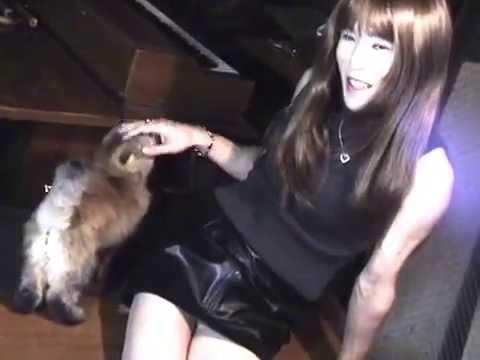 女装子かおり  猫ちゃんと2 2016 06 09 00 09 29