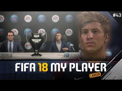 CHAMPIONS LEAGUE FINAL! | FIFA 18 Player Career Mode w/Storylines | Episode #43
