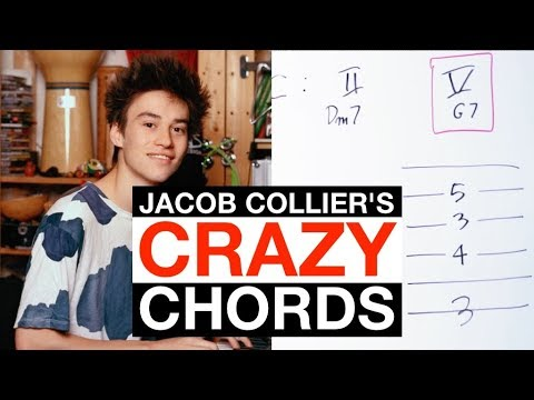 CRAZY Dominant Chords A La Jacob Collier [Music Theory]