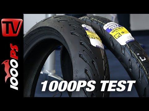 Fahrspaßreifen für Big-Enduros?! Der neue Michelin Road 5 Trail im Test