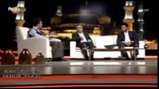 Tv8 Sahur Programında İmsak Vakti Gerginliği - Abdülaziz Bayındır