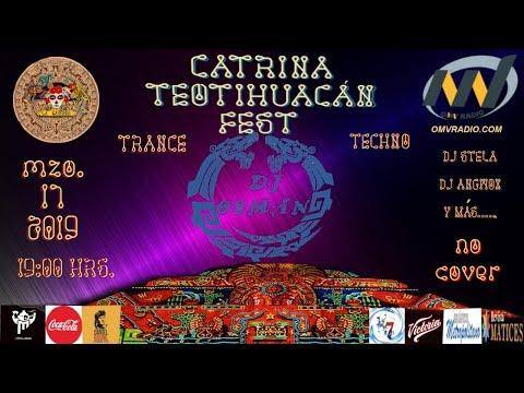 La Catrina Teotihuacán Fest
