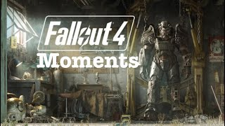 Fallout 4 Weird Moments   All Games