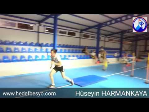Hedef Besyo Ankara -Konya Selçuk Üniversitesi Parkuru(orjinal boyutlar)