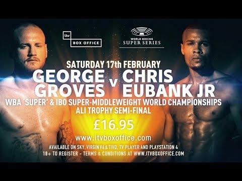 Pre Fight documentary: Eubank Jr v Groves