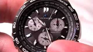 Oceanus 5 Motor Video Watch Review