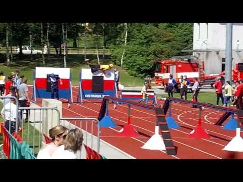 Adam Strakoš - 100m Překážek (2.pokus)