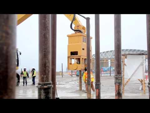 APE HD70 & HD200 Drivers: Helical Piles, Grout, Tooling And More!