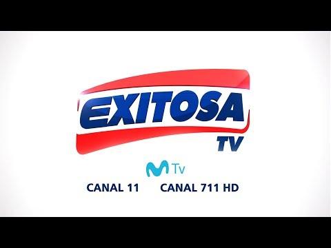 ¡Cada vez llegamos más lejos! Sintoniza Exitosa Tv en el canal 11 en Movistar Perú