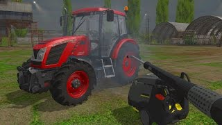 МОЕМ ТЕХНИКУ - FARMING SIMULATOR 2017