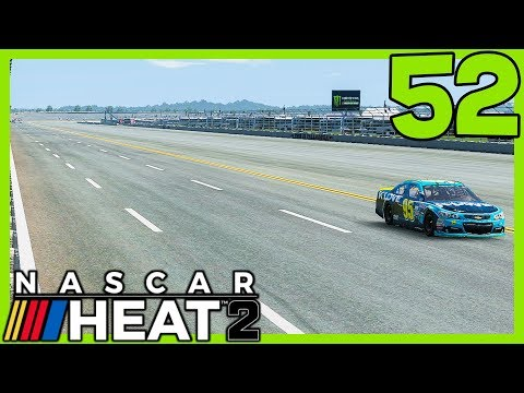 PLEASE NO CAUTION!! |Cup Series Hot Seat| NASCAR Heat 2 Career Mode S3. Episode 52