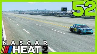 Please No Caution!!  Cup Series Hot Seat  Nascar Heat 2 Career Mode S3. Episode 52