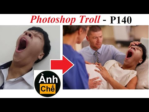Ảnh Chế  💓 Photoshop Troll (P 140), James Fridman