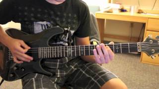 Asking Alexandria - To The Stage (Guitar Cover)
