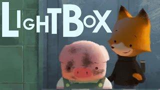 Lightbox - 'The Dam Keeper' directors Robert Kondo & Dice Tsutsumi (Pixar/Tonko House)