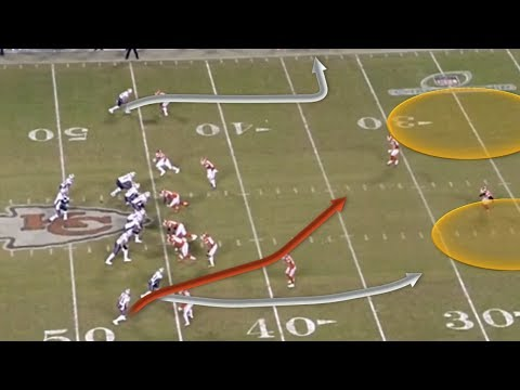 """How Tom Brady and the Patriots used """"short motions"""" to terrorize the Chiefs (NFL Breakdowns Ep 129)"""