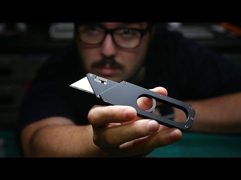 The $300000 Maker Knife   GIACO