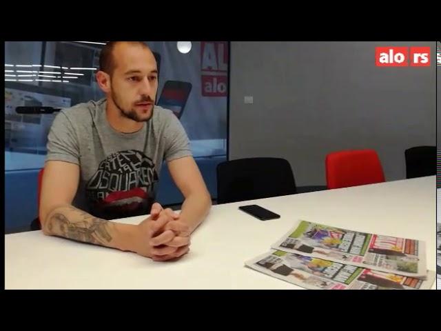 Milan Borjan gostovao u redakciji Alo! novina