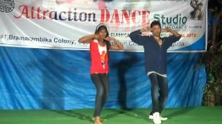 ATTRACTION DANCE STUDIO - CHIKNI CHAMELI YE PILLA