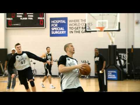 Best of Phantom: Brooklyn Nets Practice