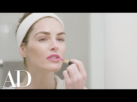 Supermodel Hilary Rhoda Shares Her Morning Routine | Architectural Digest