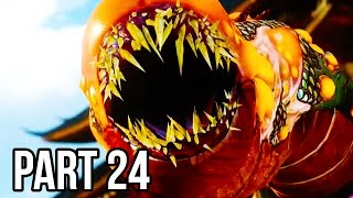 Sunset Overdrive Gameplay Walkthrough - Part 24 - DRAGON BOSS FIGHT!! (XB1 1080p HD)