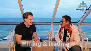 Джон Макафи: интервью на Блокчейн круизе. Про Биткоин и Децентрализованные биржи