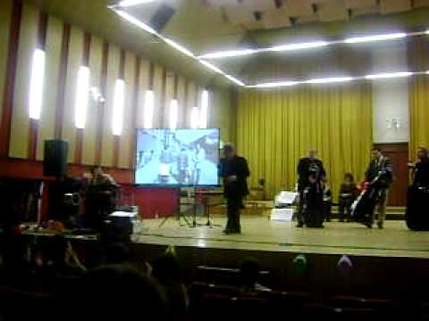 PTE-KTK Szakest 2010 Tanárok '70-es évek Gyetván tanárúr karaoke-zik