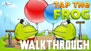 TO TAP, OR NOT TO TAP?! Tap the Frog Walkthrough