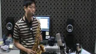 女人花 (梅艷芳)薩克斯風教學Gary演奏