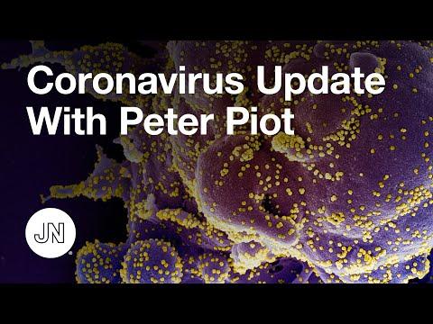 Coronavirus Update With Peter Piot, MD, PhD