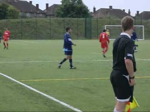 Barnet Fc Trial At The Hive Football Centre Position Left Back Num