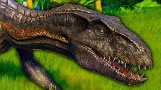⚡ INDORAPTOR - NOWA HYBRYDA W PARKU! - Jurassic World Evolution PL #13
