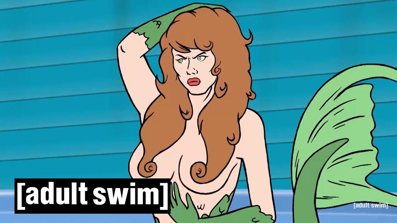 Mooninites adult swim