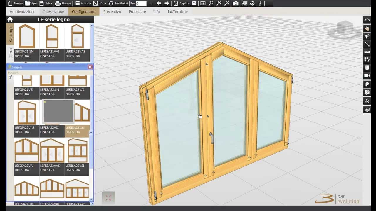 finestra obliqua 2 lati youtube