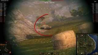 T30 one shoted IS 7 (2150dmg - ammorack)