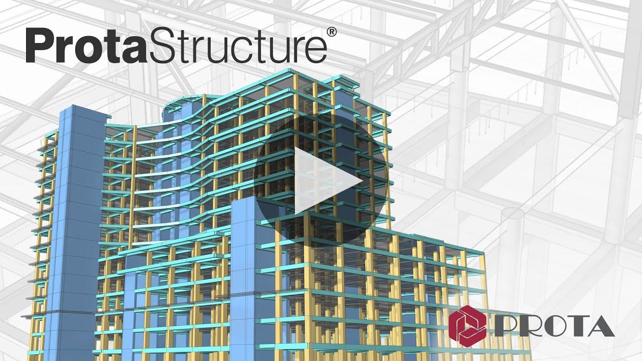 Protastructure Professional Structural Engineering Software Youtube