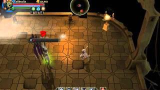 Dungeon Hunter Alliance: Final Boss Legendary Mode Dark Queen