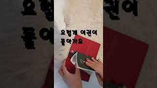 예쁜 수강생이 만든여권케이스