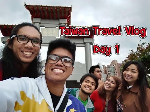 Taiwan Travel Vlog Day 1 - Overnight by Sherwan Heusaff