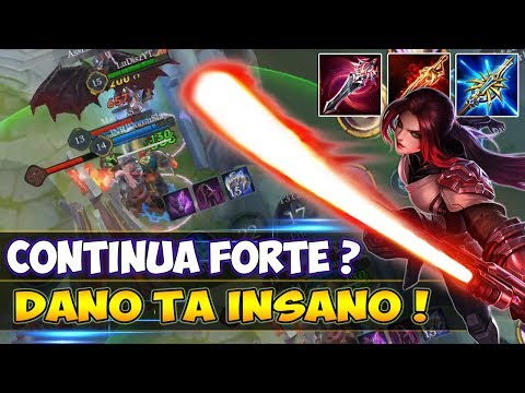 CONTINUA BROKEN ? GOD BUILD BUTTERFLY - ARENA OF VALOR BR