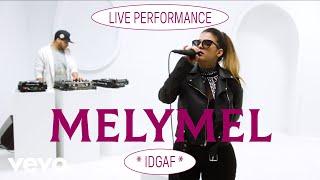 Смотреть клип Melymel - Idgaf