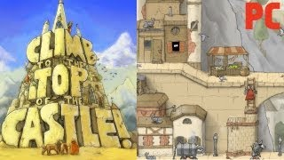 Climb to the Top of the Castle! Gameplay PC HD