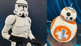 Lego BB-8 из Star Wars в Москве