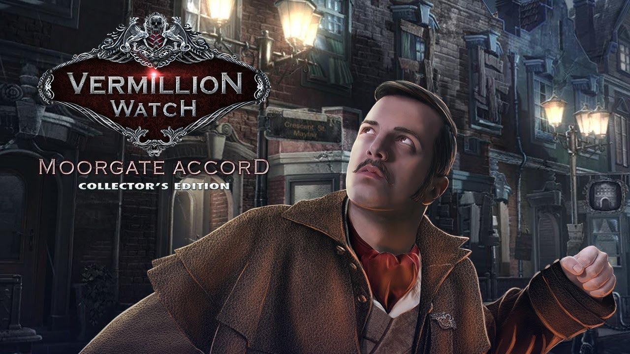 Vermillion Watch: Moorgate Accord - by Big Fish Games - Adventure
