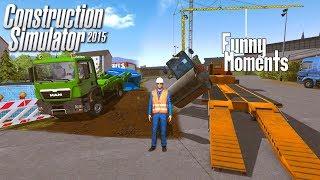 Construction Simulator ️ - Najlepsze momenty + wycięte sceny